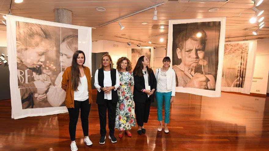 Clausura de la exposición fotográfica de Isabel Patiño