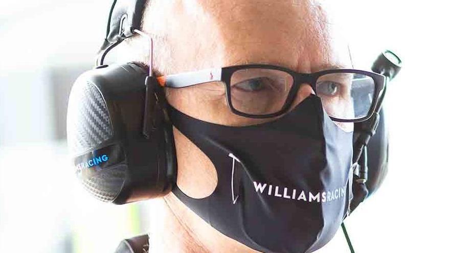 Simon Roberts, nuevo 'Team Principal' en funciones del equipo Williams