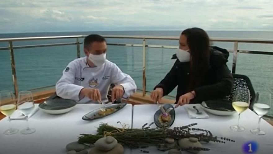 TVE muestra la gastronomía de La Vila Joiosa
