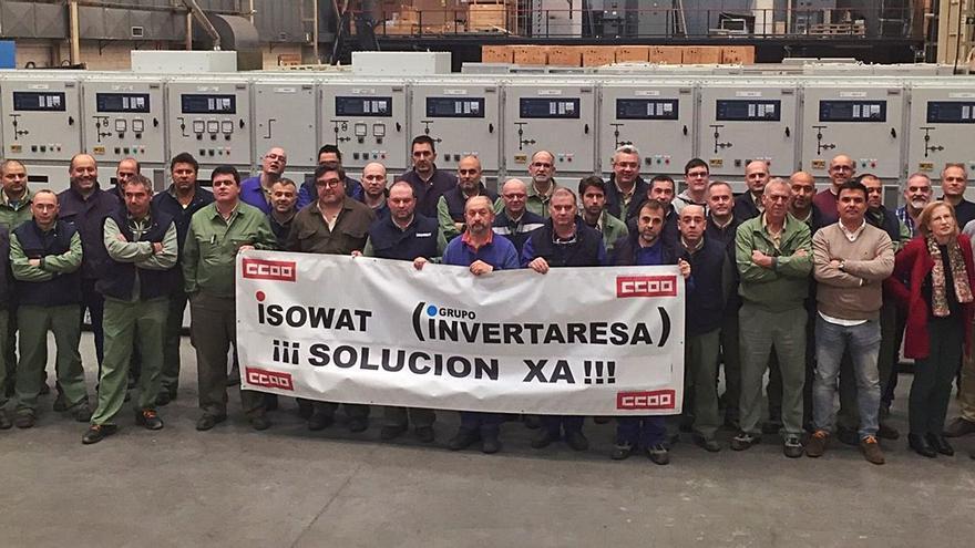 Isowat completa su liquidación en A Coruña mientras su filial castellana amplía plantilla