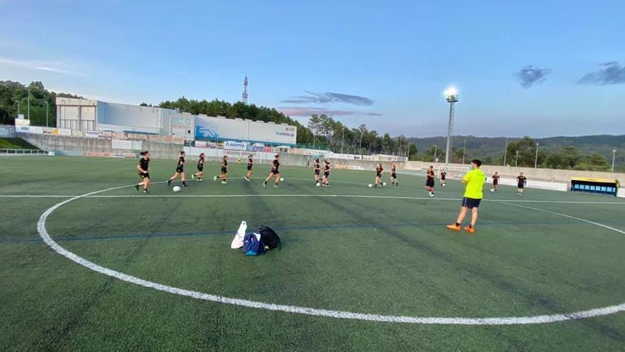 Sárdoma y Valladares debutan en casa y la UD Mos descansa en la primera jornada