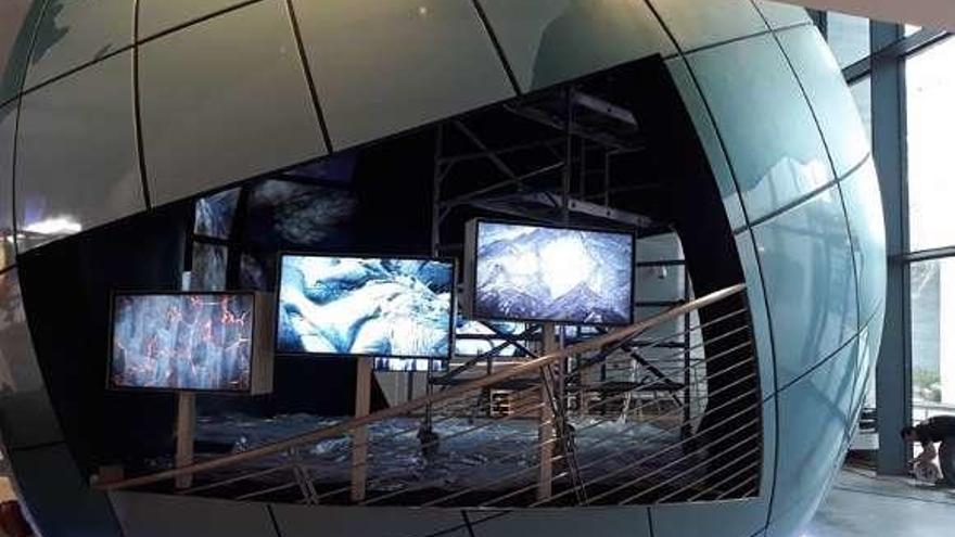 Talento astur en el gran museo de Kuwait