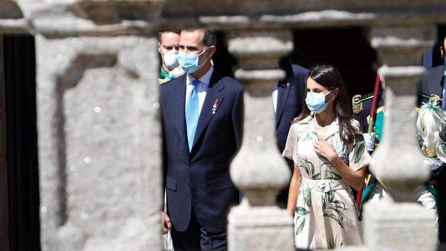 Los alcaldes del BNG de As Neves, Tomiño y O Rosal no acudirán a los actos de Felipe VI en Tui