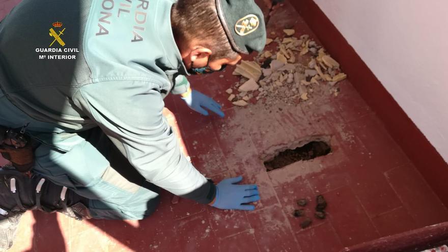El Seprona investiga a tres vecinos de Puente Genil por la muerte de una colonia de murciélagos