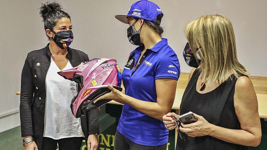 La piloto zamorana Sara García ya solo piensa en el Dakar 2021