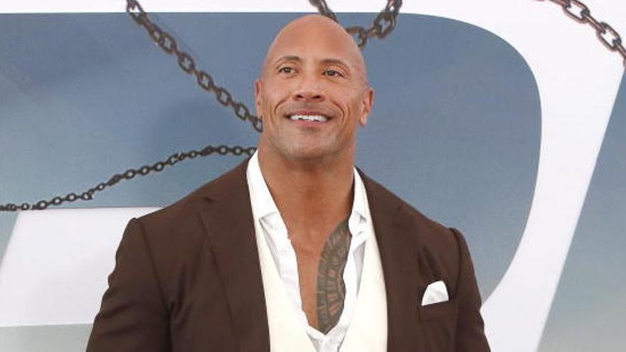 Dwayne Johnson, 'The Rock', compleix 48 anys