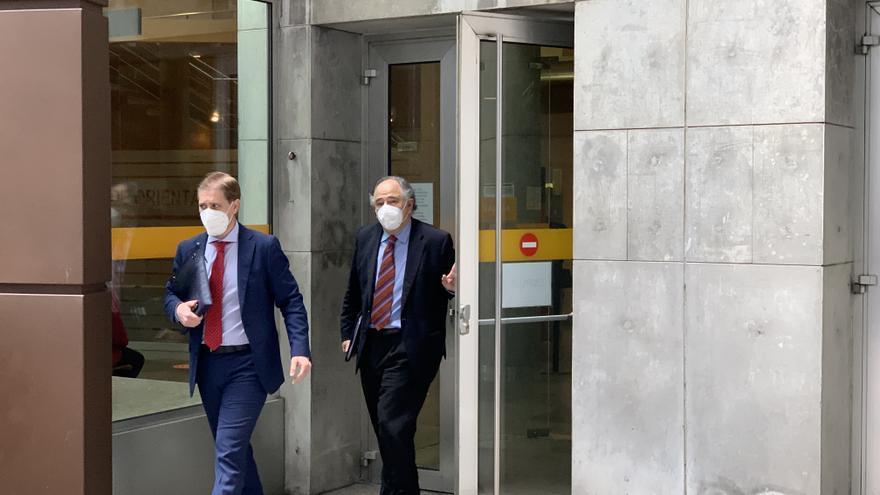 Los presuntos asesinos de Ardines aseguran que no escaparán si salen de la cárcel