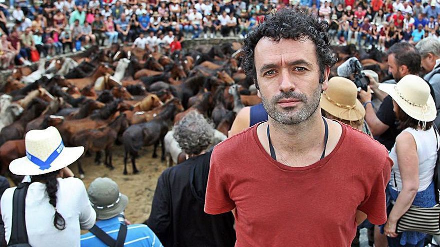 El cineasta Rodrigo Sorogoyen grabará el curro de Sabucedo para su próxima película