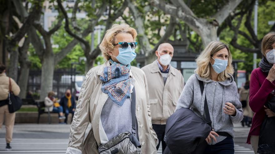 El Justicia pide que se unifique el criterio sobre las multas por no llevar mascarilla