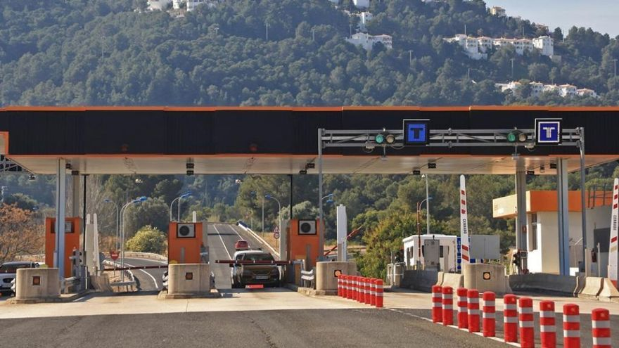 Las autopistas AP-4 y AP-7, gratuitas a partir del 1 de enero de 2020
