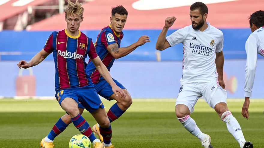 Barça - Madrid, en directe
