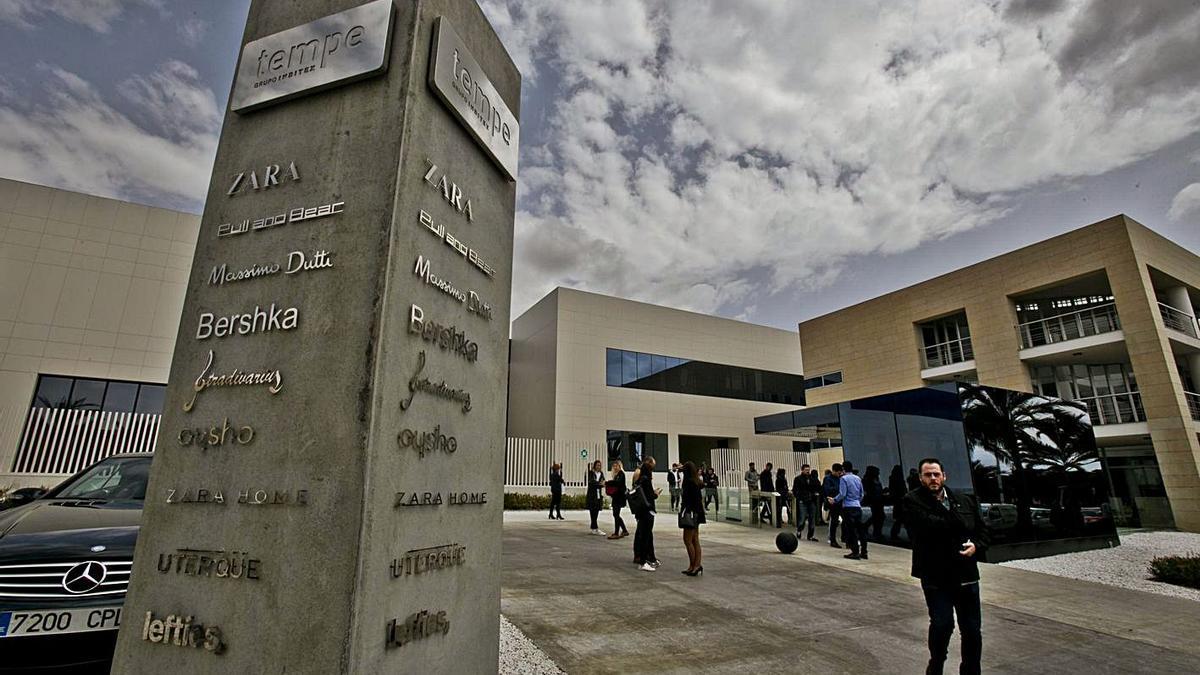 La sede de Tempe, la principal participada de Promociones Azarbe.