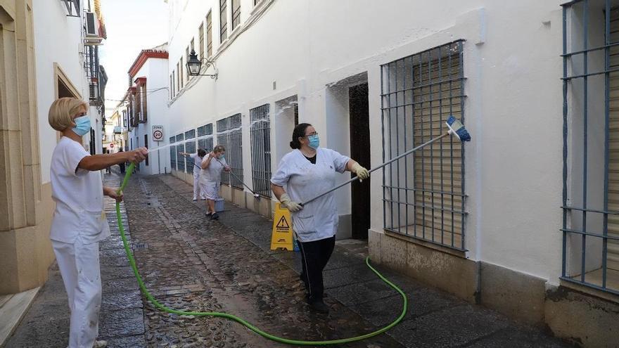 El sector de la limpieza convoca varios días de huelga