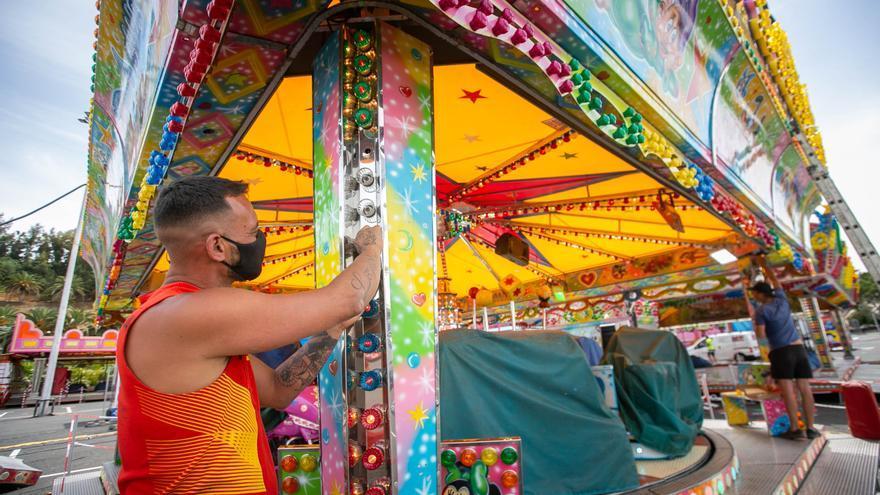 Santa Cruz inaugurará este viernes una feria con una quincena  de atracciones