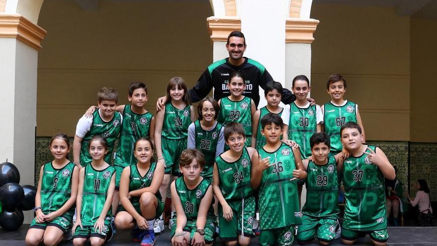Presentación equipos CD Escuelas Pías 2019/2020