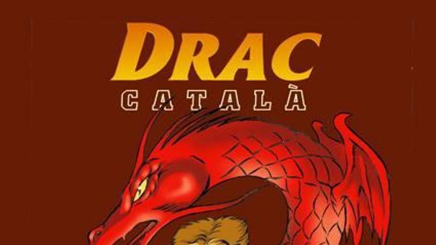 Carles Roman recupera el superheroi Drac Català