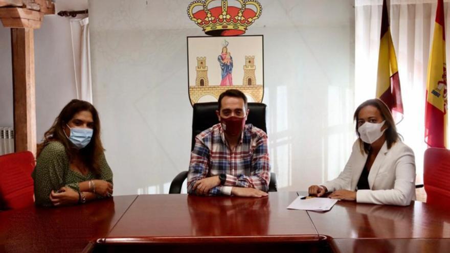 La ingeniera técnica municipal de Benavente asume el cargo como funcionaria de carrera