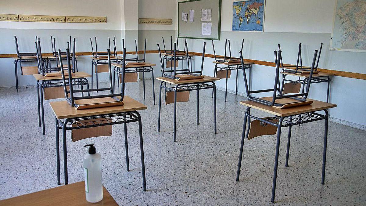 Medidas tomadas para reabrir un centro educativo en la fase dos.