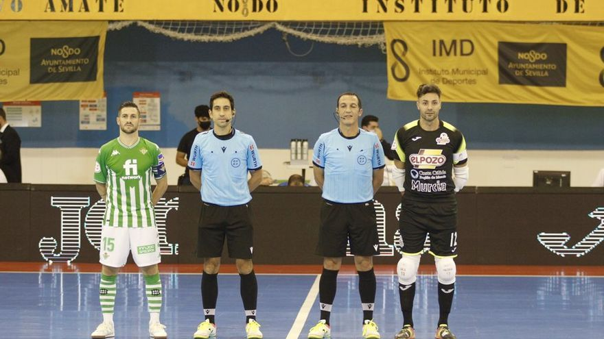 ElPozo y el Real Betis firman las tablas en un festival de goles