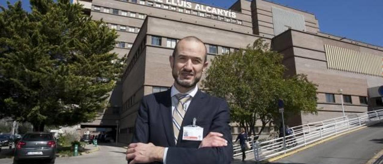 «La infraestructura del Alcanyís es buena, pero hacen falta reformas para dar un mejor trato al paciente»