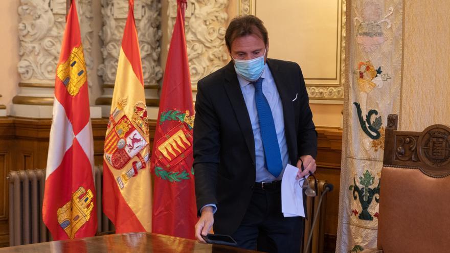 """El alcalde de Valladolid cree """"muy positivo"""" que se apliquen criterios comunes frente al COVID en toda España"""
