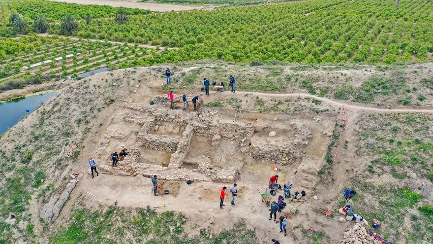 Orihuela proyecta un centro de interpretación en Los Saladares
