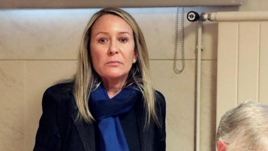 El 'caso Cela' queda visto para sentencia con petición de cárcel para Marina Castaño