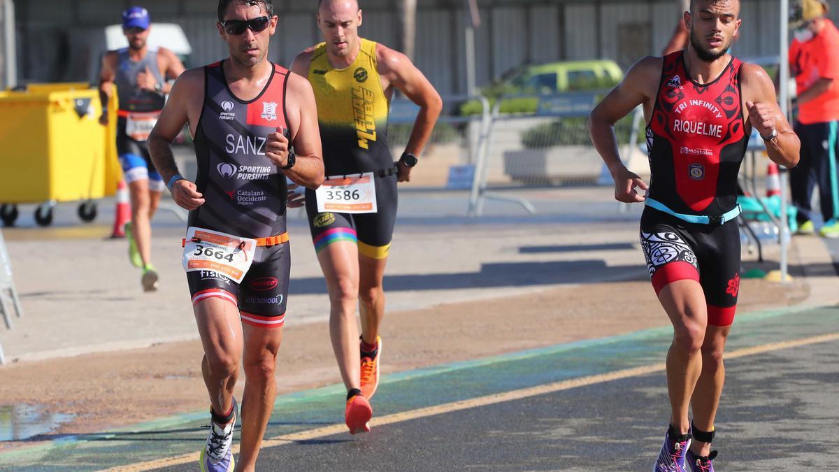 Búscate en las imágenes del Triatlón Olímpico del campeonato de Europa