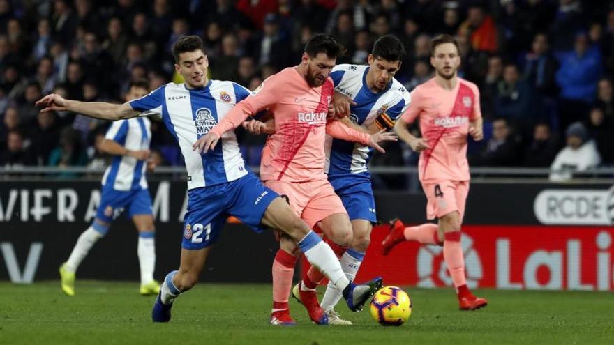 Leo Messi imposa la seva llei