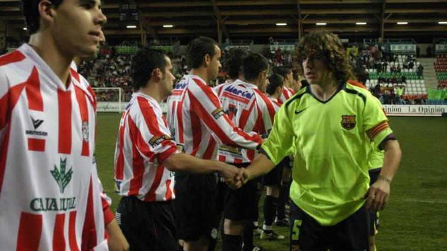 Copa del Rey 2006 | Cuando el Zamora CF le plantó cara al Barcelona
