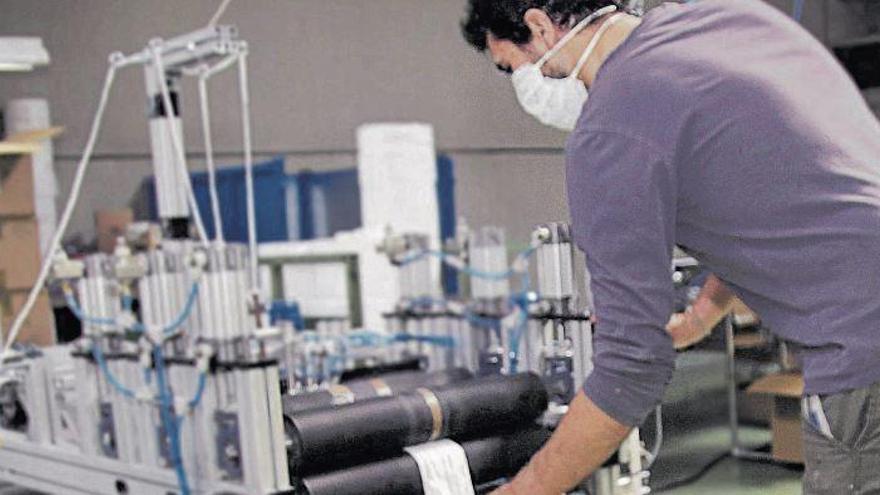 El textil descubre su nuevo nicho en los productos sanitarios y la seguridad