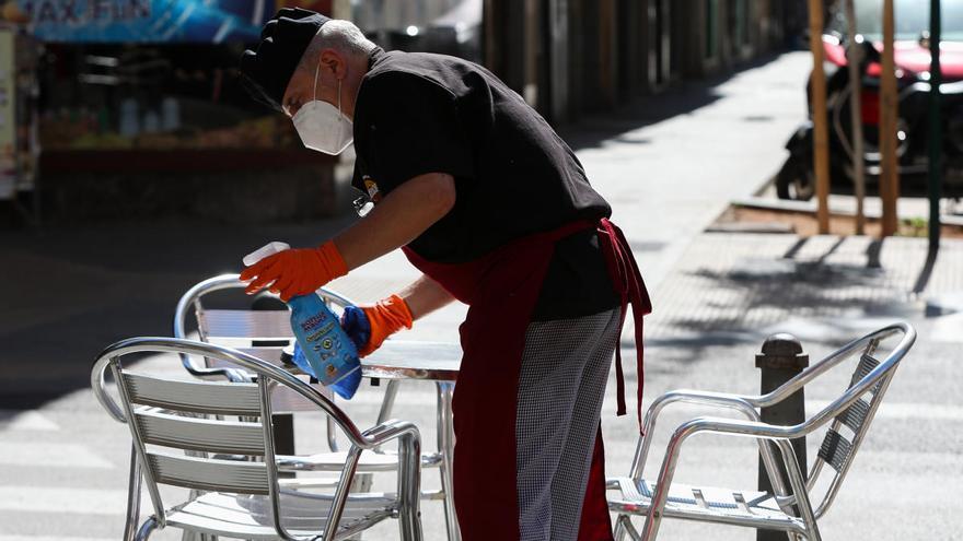 Cinco comarcas valencianas lograron reducir el paro en el año de la crisis