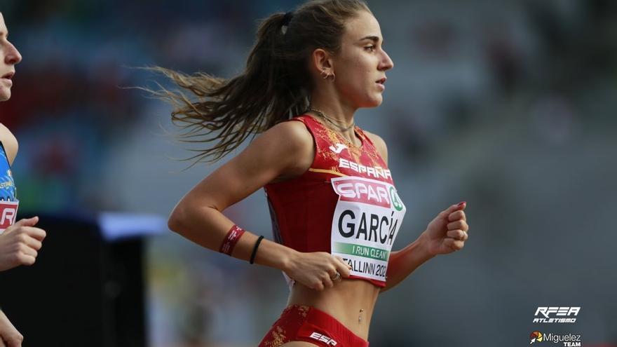 Daniela García brilla para meterse en la final del Europeo sub-23 en Tallin