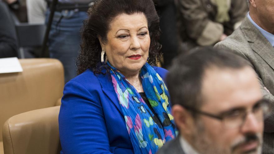 Confirman procesamiento de Consuelo Císcar, su asesora y el exdirector económico de IVAM