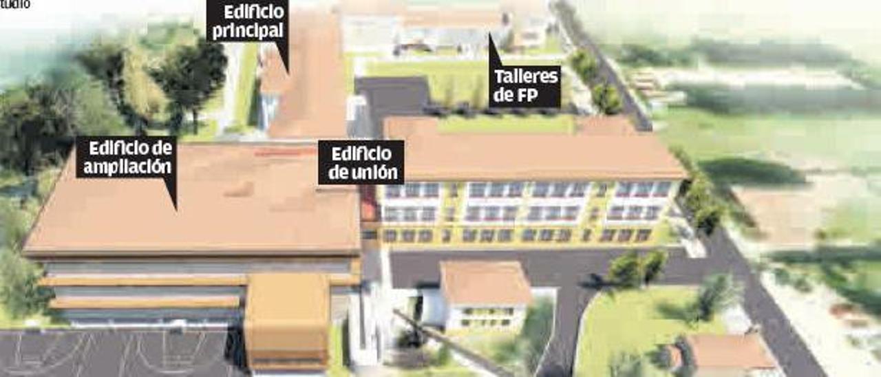 REPRODUCCIÓN DEL PROYECTO DE LUMO ARQUITECTOS.