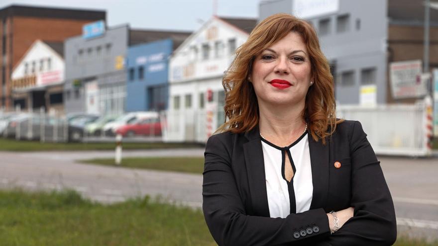 El alcalde de Siero expulsa a la concejala de Ciudadanos de la Junta de Gobierno