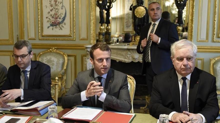 Francia toma las riendas de la lucha contra el cambio climático