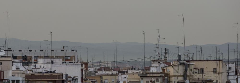 Una panorámica de la ciudad de Valencia