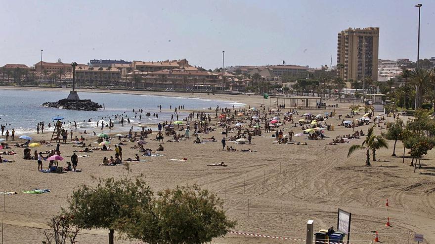 La gestión del litoral aronero sale a concurso por 3,8 millones de euros