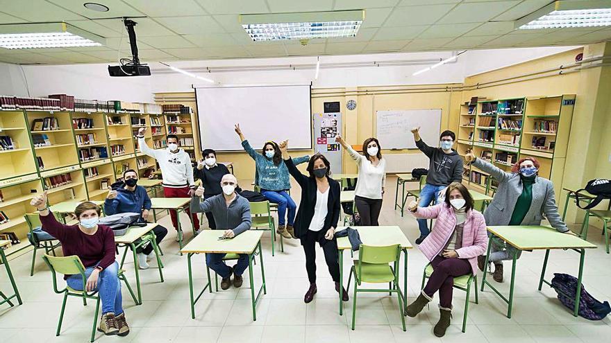 El Programa de Liderazgo para el Aprendizaje de la Fundación «la Caixa» escoge a cinco centros valencianos