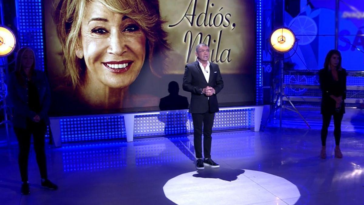 Jorge Javier Vázquez presenta el programa más difícil de la historia de 'Sálvame'