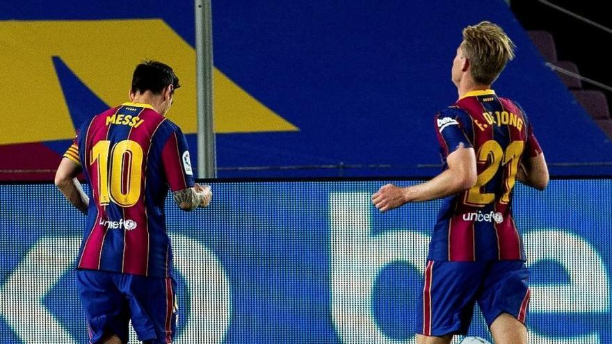 El Celta mide el buen arranque liguero del Barça de Koeman