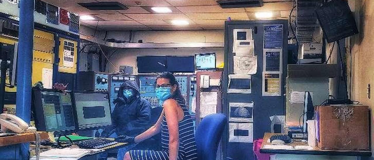 """Una asturiana controla para la NASA el asteroide """"con mascarilla"""" que se acerca a Tierra"""