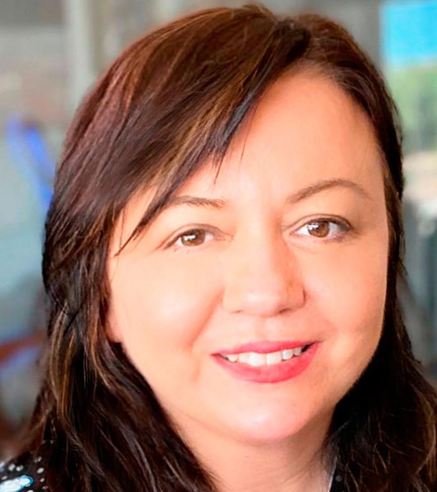 La chef Juana Ruiz, tercera generación de hosteleras de la Venta El Peretón, cumple 10 años al frente de Lamarimorena
