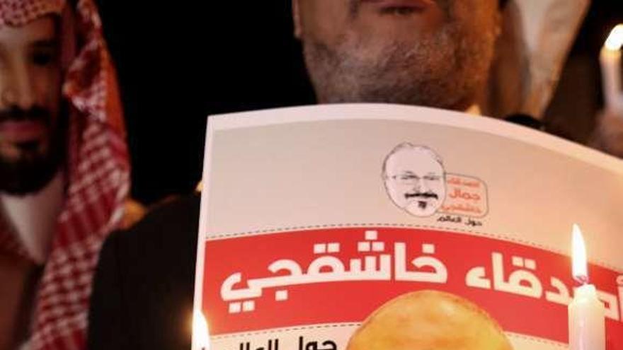 Arabia Saudí dicta cinco penas capitales por el asesinato del periodista Khashoggi