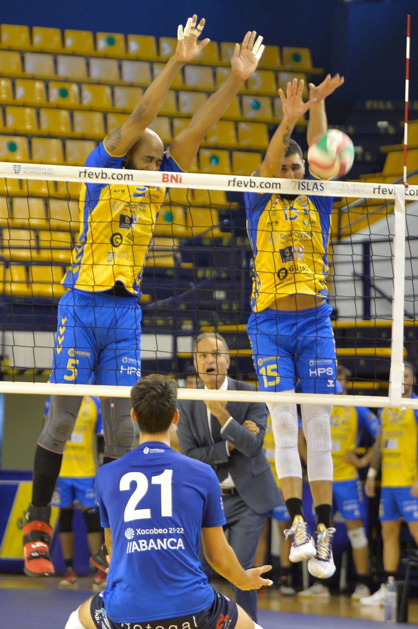Superliga Masculina de voleibol: Guaguas-Boiro
