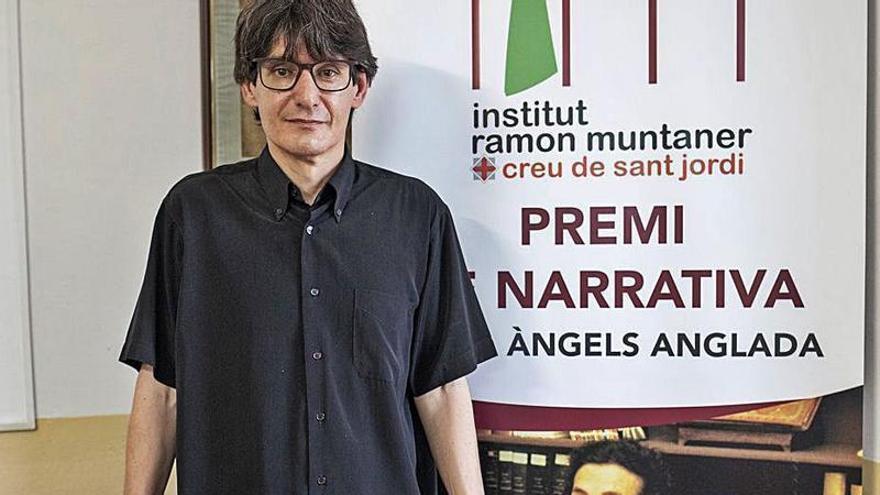 Miquel Martín i Esther Vila parlen de les seves novel·les a Agullana i Figueres