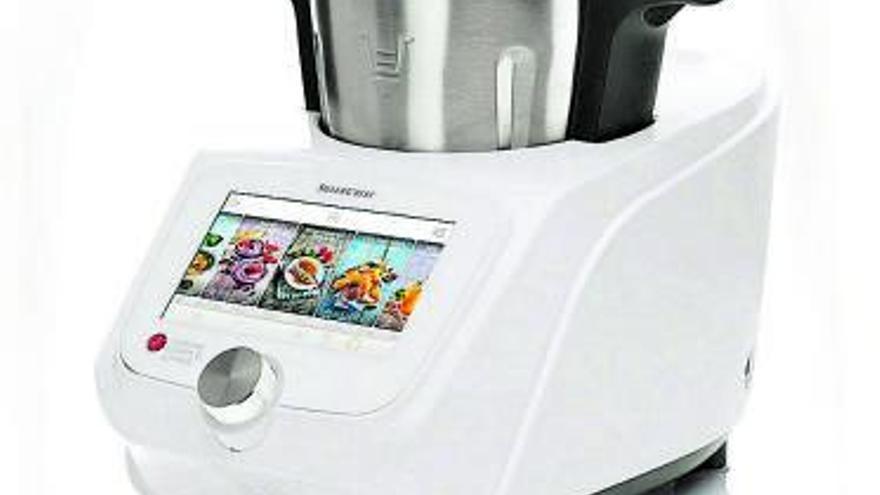 El fabricante del robot de cocina Thermomix lleva a juicio a Lidl, al que acusa de plagio
