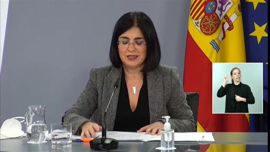 Carolina Darias será la nueva ministra de Sanidad en sustitución de Salvador Illa