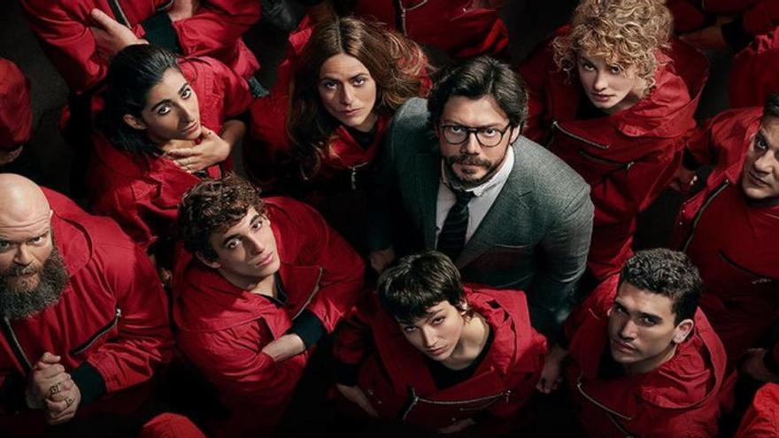 Netflix llança el tràiler de la cinquena i última temporada de 'La casa de papel'